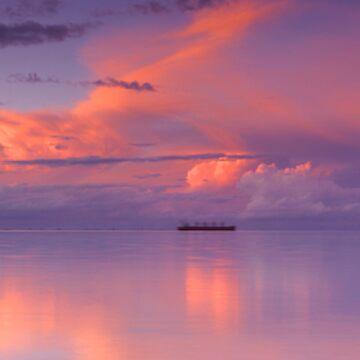 Heavens Above by SamSneddon