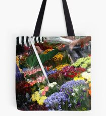 London's finest flowers Tote Bag