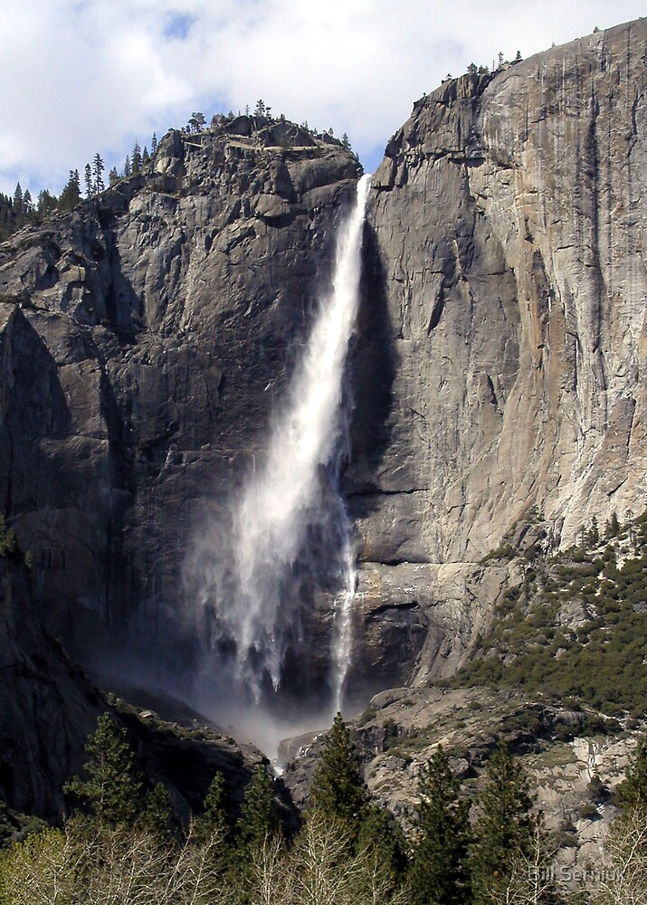 Upper Yosemite Falls by Bill Serniuk