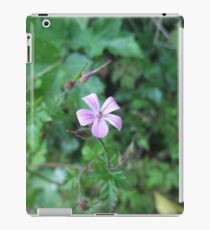 Herb robert iPad Case/Skin