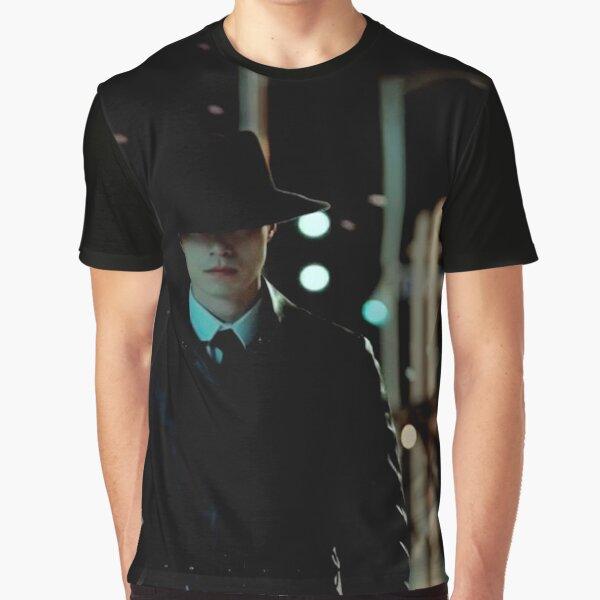 Goblin The Grim Reaper Graphic T-Shirt