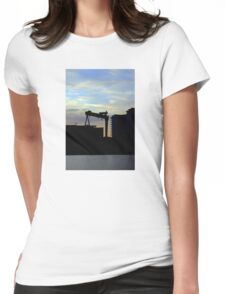 Harland & Wolff Silhouette Womens Fitted T-Shirt