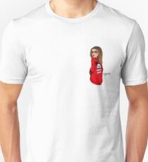 GIRL AND MOUSE - JT, LM T-Shirt