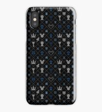 KH pattern iPhone Case