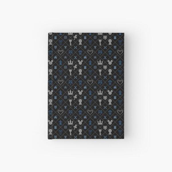 KH pattern Hardcover Journal