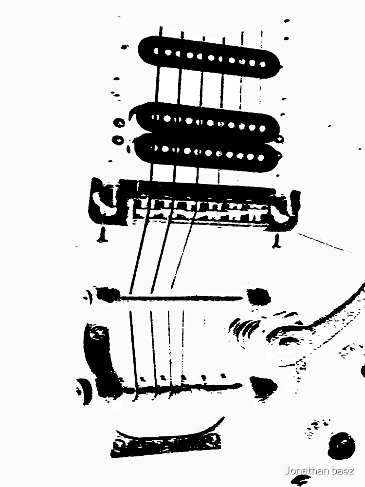 guitar by zarathustra