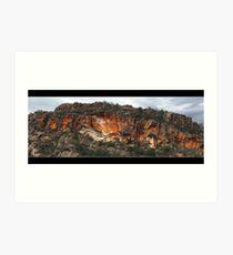 escarpment Art Print