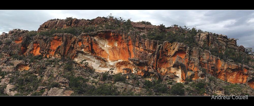 escarpment by Andrew Cowell