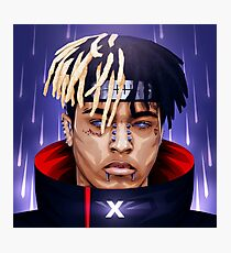 XXXXTENTACION / Pain / Naruto / Box Photographic Print
