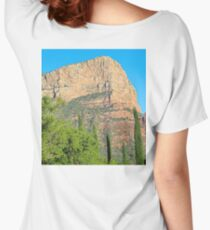 Sedona Study 3  Women's Relaxed Fit T-Shirt
