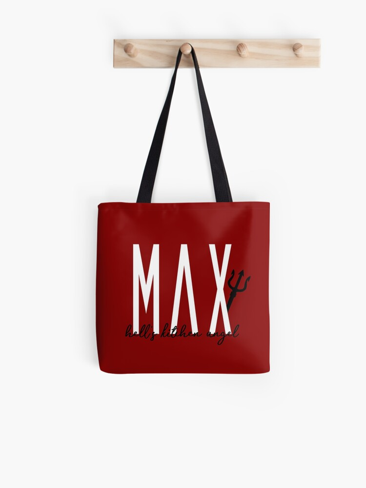 Hell S Kitchen Angel Max Schneider Tote Bag