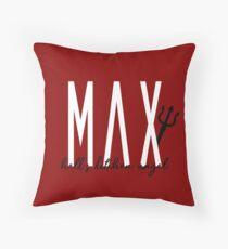 Hell's Kitchen Angel Max Schneider Throw Pillow