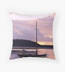 Ebb tide Throw Pillow