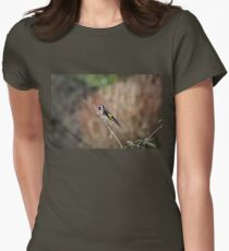 Out on a limb Womens Fitted T-Shirt