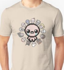 The Binding of Isaac, circle of characters T-Shirt