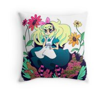 The Lost One Throw Pillow
