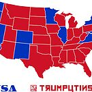 Trumputinstan Map by EthosWear