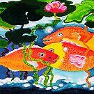 Fisheyes by goanna