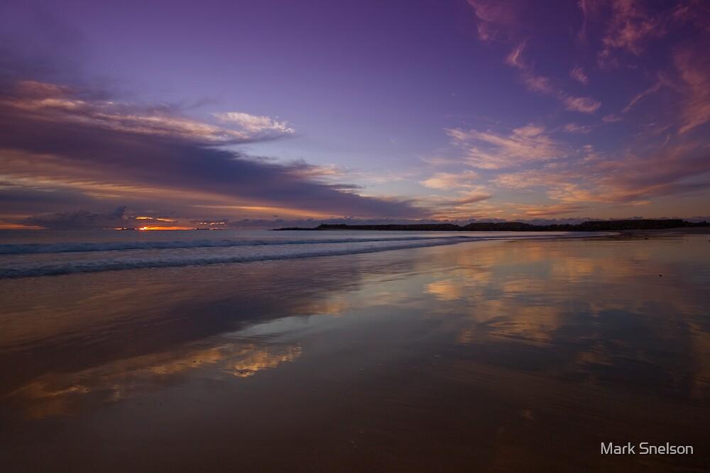 Spoon Rocks Beach 4 by Mark Snelson