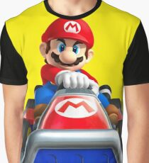 Mario Kart Graphic T-Shirt