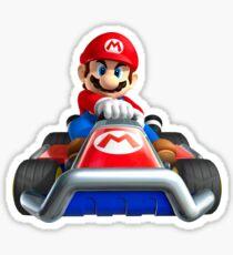 Mario Kart Sticker