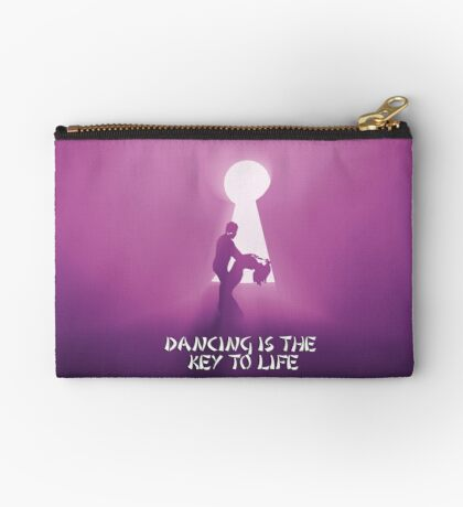 Dancing is the key to life Studio Pouch