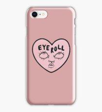 EYE ROLL iPhone Case/Skin