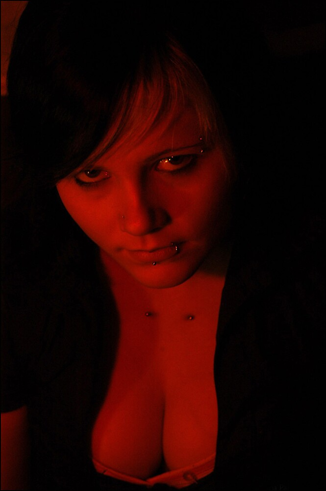 Red Light by Gemma Palmer