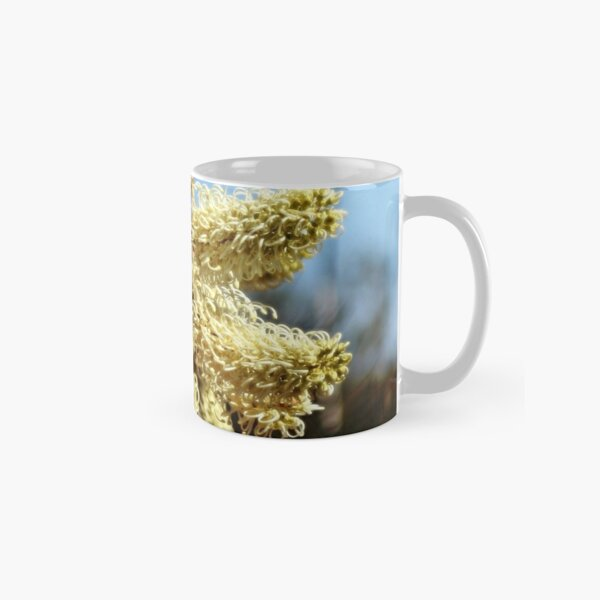Grevillea in the Kalbarrie National Park Classic Mug
