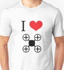I heart drones T-Shirt
