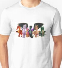 Wings of Fire - Jade Winglet T-Shirt
