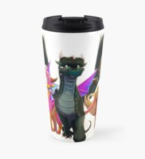 Wings of Fire - Jade Winglet Travel Mug