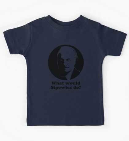 What Would Sipowcz Do? Kids Clothes