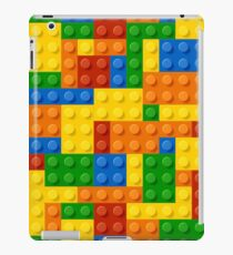 Building Blocks Construction Brick  iPad Case/Skin
