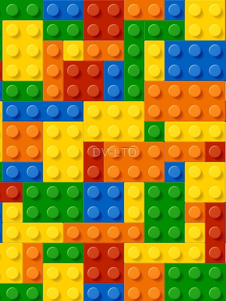 Building Blocks Construction Brick  by DV-LTD