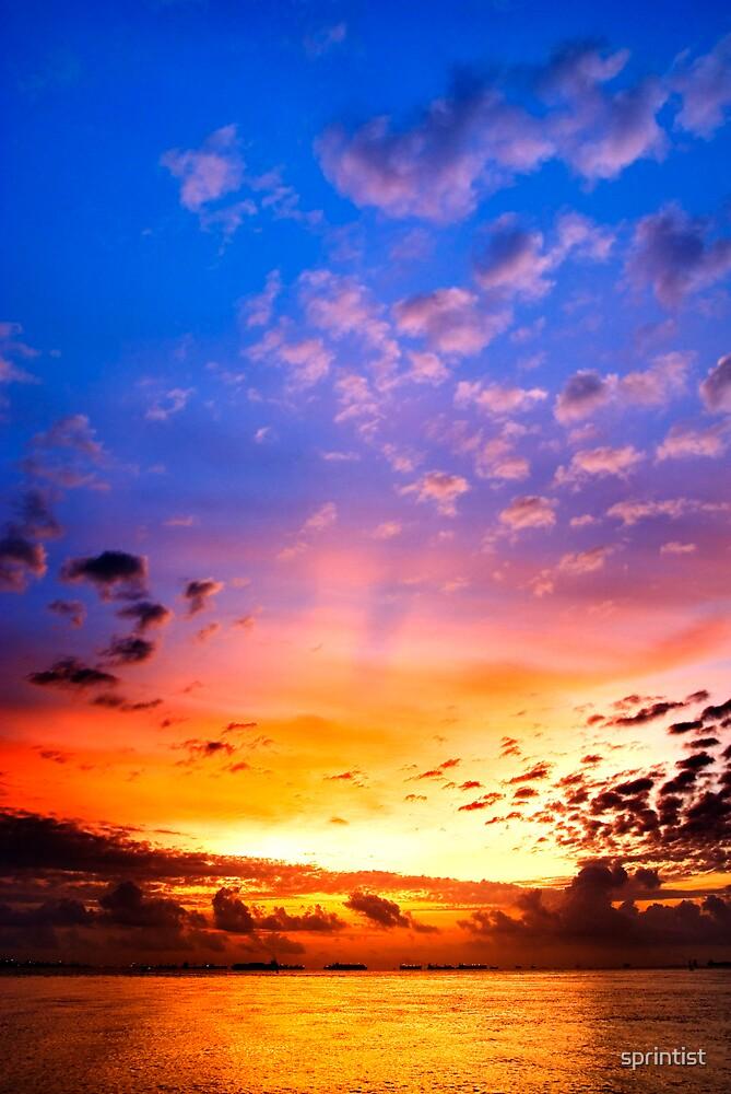 Sunrise by sprintist