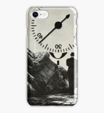 Time's up  iPhone Case/Skin