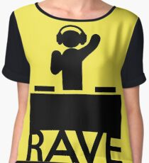 Rave Women's Chiffon Top