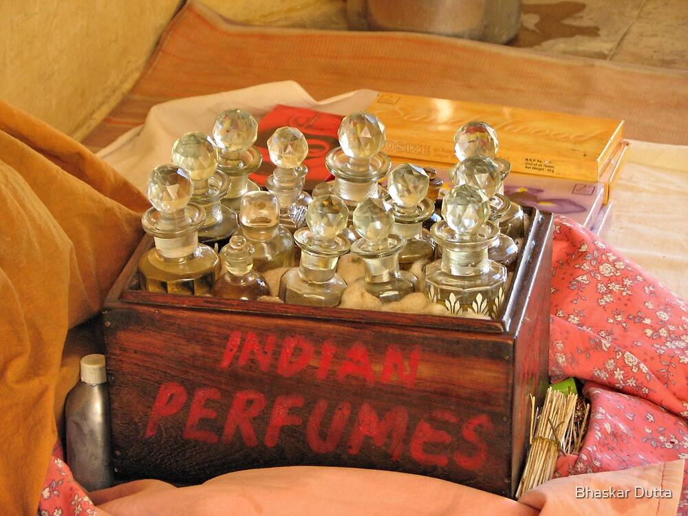 Indian Perfumes by Bhaskar Dutta