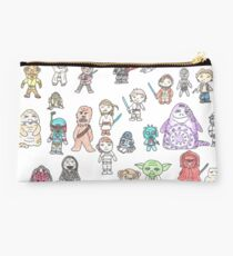 Star Characters Wars Studio Pouch
