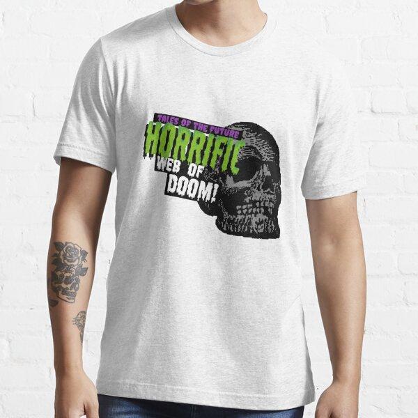 Horrific Web of Doom Essential T-Shirt