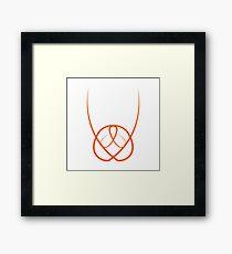 Spicy Weath Framed Print