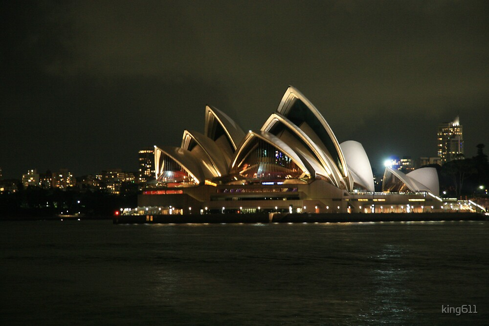 Opera House by king611