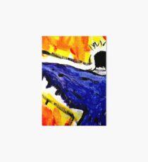 """""""Mockingjay"""" by A.R. Regan Art Board"""