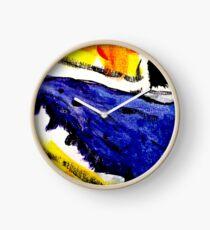 """""""Mockingjay"""" by A.R. Regan Clock"""