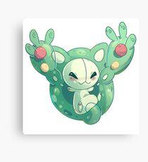 Reuniclus - Pokemon Canvas Print