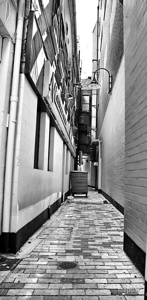 Belfast Alley by stepbar