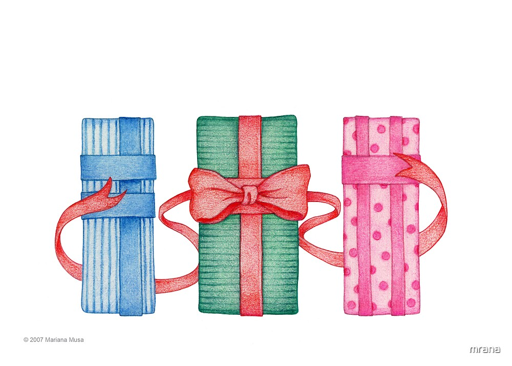 Gifts by Mariana Musa