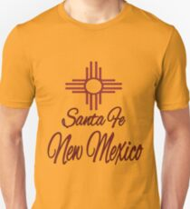 Santa Fe New Mexico Unisex T-Shirt