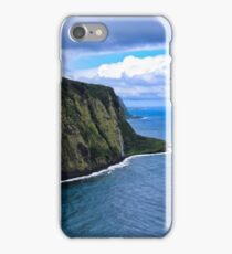 Waipi'o Valley Lookout  iPhone Case/Skin